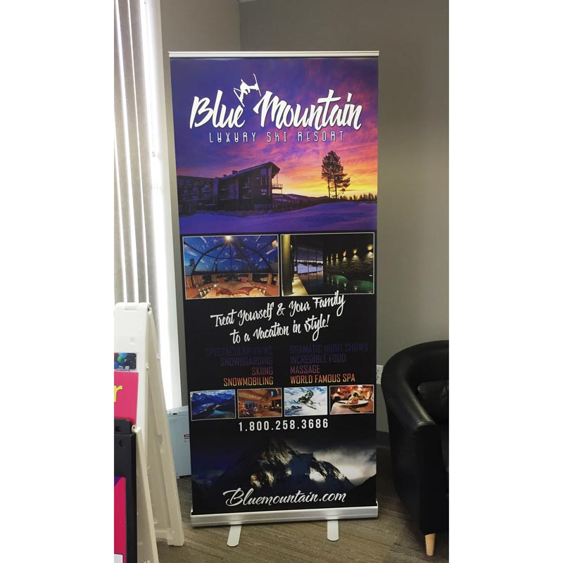 Retractable Banner Stands Designs In Motion