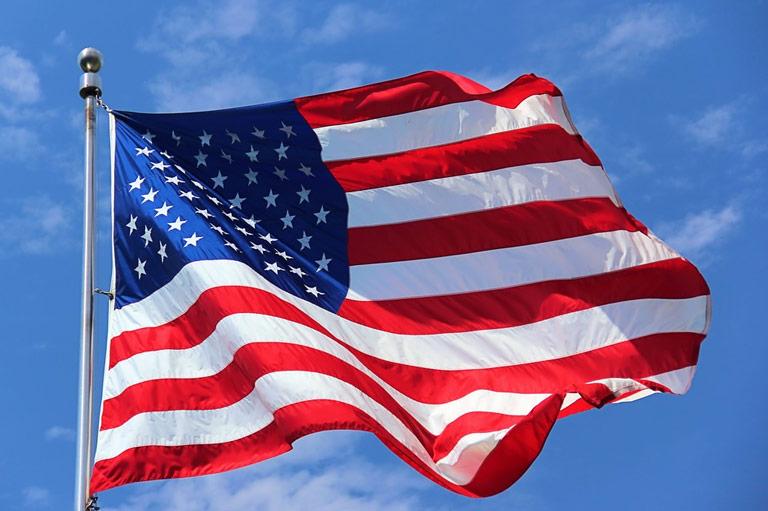 USA Flags Nylon